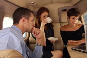 Corporate Travel Car Transportation