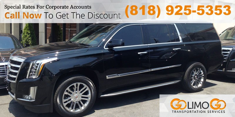 Affordable Limo Service to LAX From Los Angeles