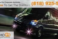 Luxury Van Limo Ride to LAX