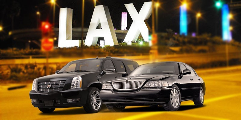 Car Service from Los Angeles to LAX
