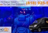 Luxury Van Transportation in Los Angeles
